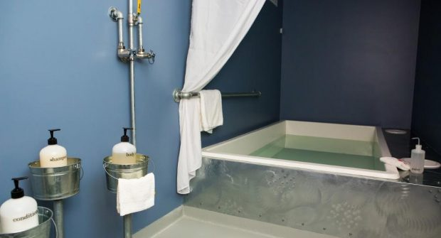 Open float rooms at Metta Relaxation Company